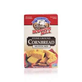 Hodgson Mill Stone Ground Cornbread Muffin Mix