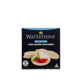 Waterthins Fine Wafer Crackers Natural