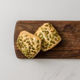 南瓜籽面包(兩個)-嘉席餐廳