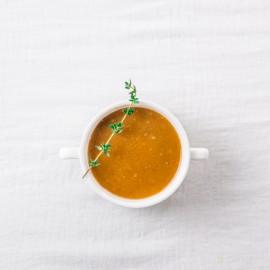 火雞醬汁與新鮮香料