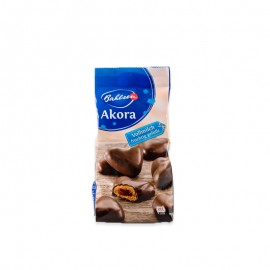 Bahlsen Akora Milk Chocolate Gingerbread Heart Cookies