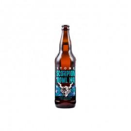 巨石蝎子碗印度淡色艾尔啤酒