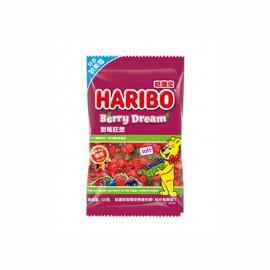 哈瑞寶 甜莓狂想橡皮糖(綜合莓果味)100g