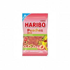 哈瑞寶 萌桃仔橡皮糖(蜜桃味)100g