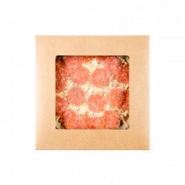 薩拉米披薩(10英寸)