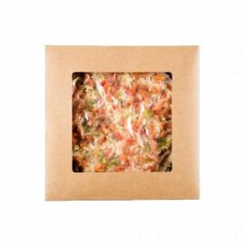 奧爾良雞肉披薩(10英寸)