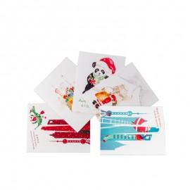 Shanghai Gift Company Christmas Card Selection