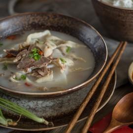 簡陽羊肉湯(贈蘸水)