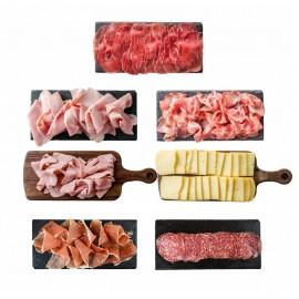 拉克雷特奶酪套餐(4人份)