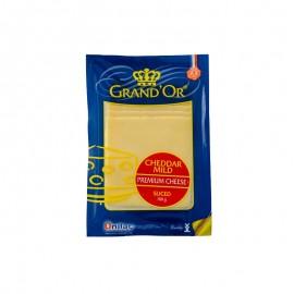 格蘭特白切達干酪片