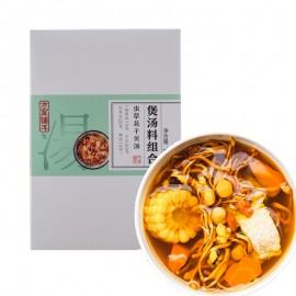 方家鋪子 煲湯料組合(蟲草花干貝湯)65g