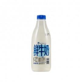 蘭維樂 巴氏鮮奶 1L