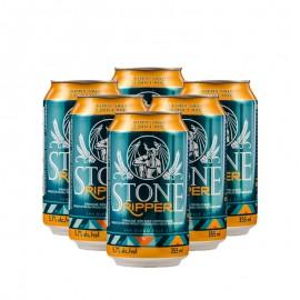巨石撕裂圣地亞哥風格淡色艾爾啤酒*6