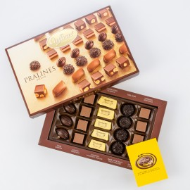 Caffarel Chocolate Pralines Gift Box
