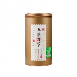 五溪山 有機五溪野茶(黃山大葉茶)100g