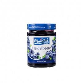 美茵塔爾 藍莓果醬 340g