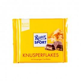 瑞特SPORT 玉米片夾心牛奶巧克力 100g