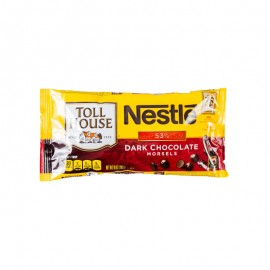雀巢 烘焙黑巧克力豆 283g