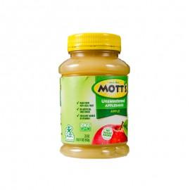 摩特 蘋果醬(無蔗糖添加罐裝)652g