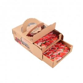 五厙農場 精選章姬草莓盒子
