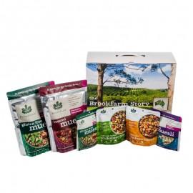 Brookfarm 布鲁克澳洲谷物混合坚果组合装礼包