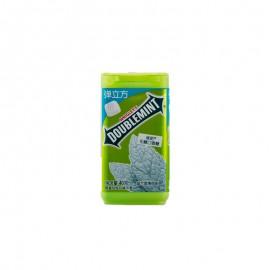 綠箭 彈立方無糖口香糖(留蘭香薄荷18粒裝)40g