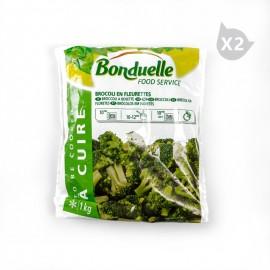 百蔬樂 冷凍煮西蘭花(二份裝)