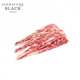 澳洲 谷飼150天 安格斯 牛小排 烤肉片(5-6mm)