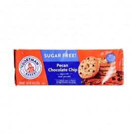 VOORTMAN 無糖核桃巧克力餅干 227g
