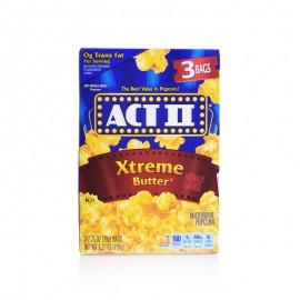 艾可提濃郁黃油味爆米花 234g