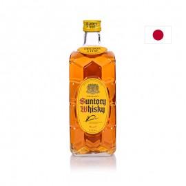三得利角瓶威士忌