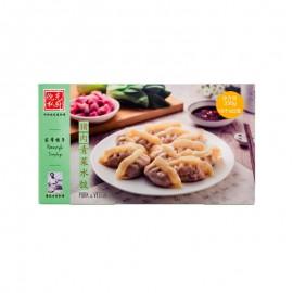 倪克私廚 豬肉青菜水餃