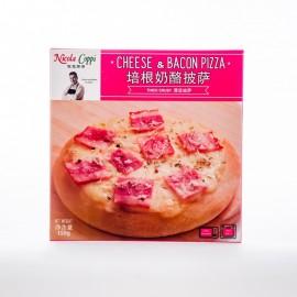 倪克廚房 培根奶酪披薩