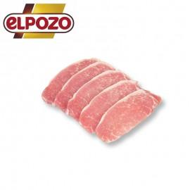 ELPOZO 伊比利亞黑豬 大排里脊(烤肉片)