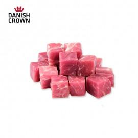 丹麦 皇冠猪 天然谷饲 梅花肉块