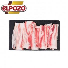 ELPOZO 伊比利亞黑豬 去皮五花肉 (火鍋片)
