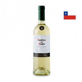 智利 干露紅魔鬼蘇維翁白葡萄酒