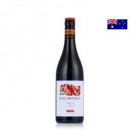 卡拉曼達 西拉紅葡萄酒