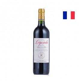 傳奇波亞克 法定產區紅葡萄酒