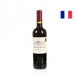法國皮卡斯男爵酒莊紅葡萄酒2015 75cl