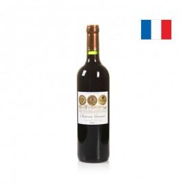 法國加西厄特酒莊紅葡萄酒2014 750 ml