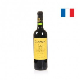法国卡玛萨?#26031;?#22561;红葡萄酒2015年