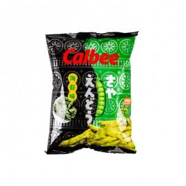 Calbee?海苔味豌豆脆(膨化食品)64g