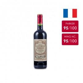 法國美景酒莊紅葡萄酒2014 750 ml