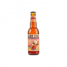 嬰兒肥印度淡色艾爾啤酒