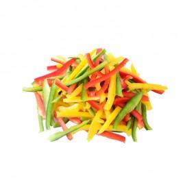 FIELDS凈菜 紅黃青彩椒條