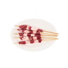 內蒙古 原味 羔羊肉串(5串)