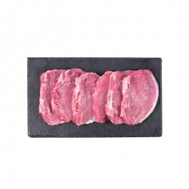 有机黑香猪肉 带骨大排