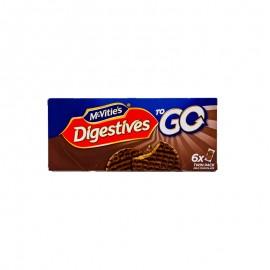 麥維他 消化餅巧克力味分享裝(6包)199.8g
