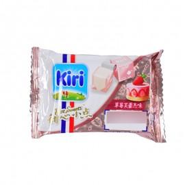 Kiri凯芮甜心小点草莓芙蕾杰味再制干酪78g